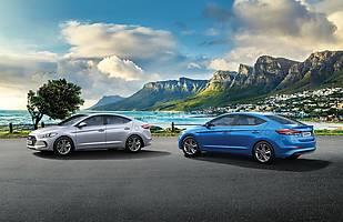 Hyundai Tucson i Elantra bestsellerami