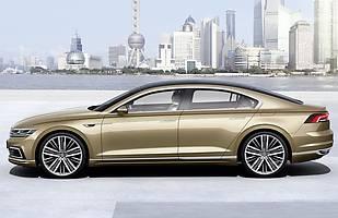Volkswagen Arteon. Nowy model ponad Passatem!