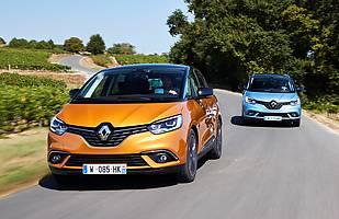 Renault Scenic i Grand Scenic. Ceny