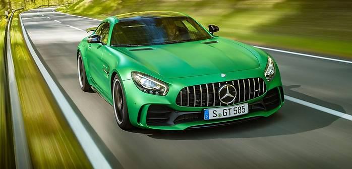 Mercedes AMG GT - polskie ceny!