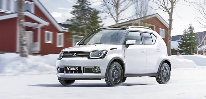 Suzuki Ignis. Ceny w Polsce