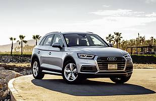 Audi Q5 II. Ceny
