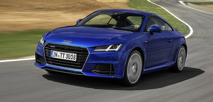 Nowa wersja Audi TT