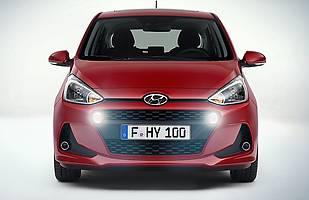 Hyundai i10. Ceny