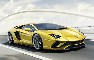 Lamborghini Aventador S - po liftingu