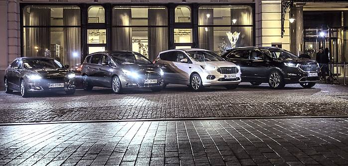 Ford Vignale. To już cztery modele