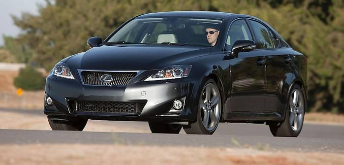 Używane: Lexus IS II