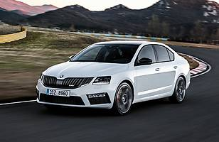 Skoda Octavia RS po liftingu