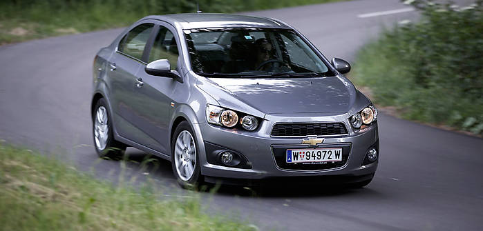 Używane: Chevrolet Aveo II