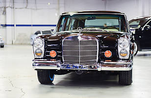 "Mercedes-Benz 600 Pullman - tzw. ""Dyktator"""