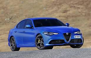 Alfa Romeo Giulia Veloce - polskie ceny!
