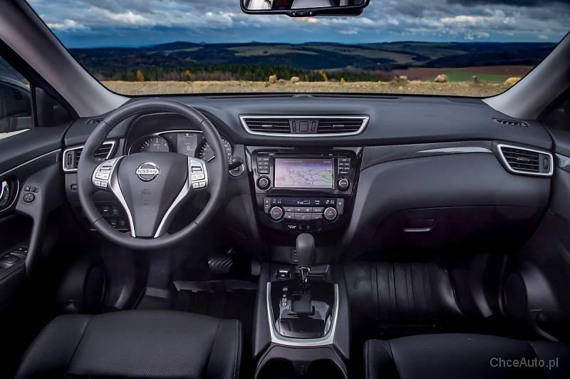 Nissan X-Trail  z nowym mocnym dieslem