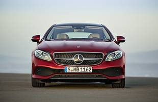 Mercedes E Coupe. Polskie ceny