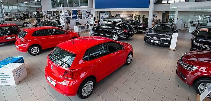 Dobry wynik Volkswagena w Polsce