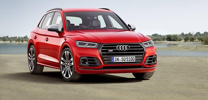 Audi SQ5 nowej generacji