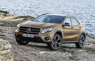 Mercedes GLA po liftingu