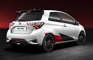 Toyota Yaris w wersji sportowej