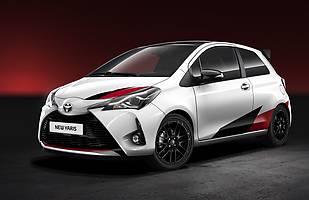 Toyota Yaris w wersji sportowej!