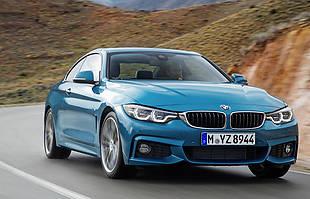 BMW 4 po liftingu