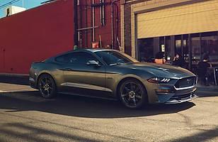 Ford Mustang po liftingu