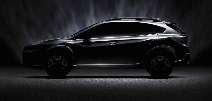 Subaru XV - pierwsze zdjęcie