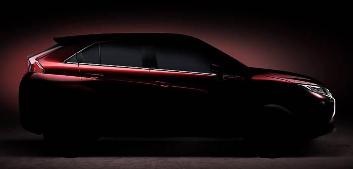 Nowy model Mitsubushi. Kolejny SUV