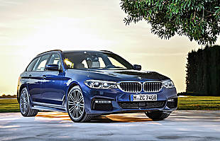 Nowe BMW 5 Touring