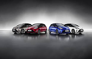 Toyota Yaris MR2017