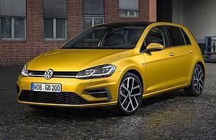 Volkswagen Golf po liftingu