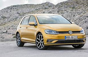 Volkswagen Golf po liftingu