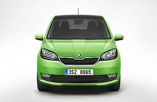 Skoda Citigo po liftingu