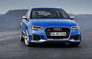 Audi RS3 Sportback po liftingu