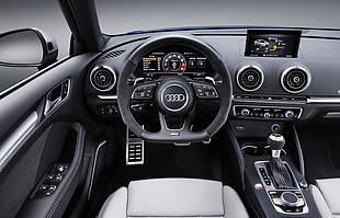 Audi RS3 Sportback po liftingu