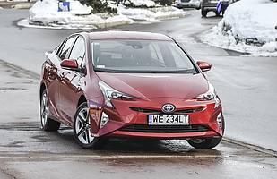 Toyota sprzedała już 10 mln aut hybrydowych