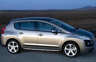 Używane: Peugeot 3008