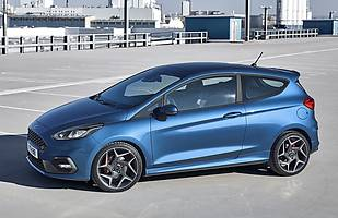 Ford Fiesta ST i...3 cylindry!