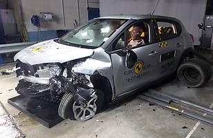 Euro NCAP: rozbili kolejne 6 aut