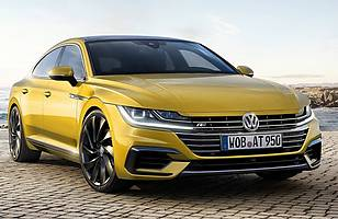 Volkswagen Arteon - nowy flagowy model z Wolfsburga!