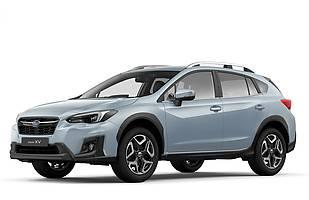 Subaru XV drugiej generacji
