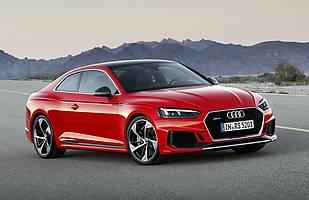 Audi RS5. Koniec z V8, pora na V6!