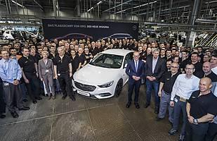 Nowy Opel Insignia już w produkcji!