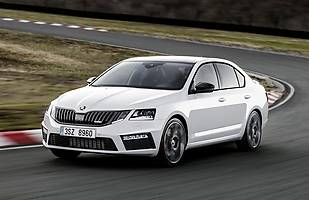 Skoda Octavia RS i Laurin&Klement. Ceny