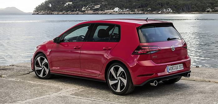 Volkswagen Golf GTI Performance. Ceny