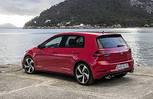 Volkswagen Golf GTI Performance. Ceny