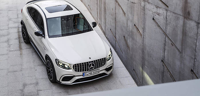 Mercedes-AMG GLC 63 4MATIC+ i GLC 4MATIC+ Coupe