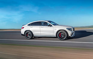 Mercedes-AMG GLC 4MATIC+ S Coupe