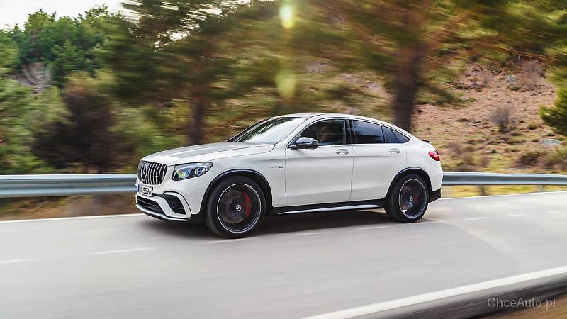 Mercedes-AMG GLC 63 4MATIC+ i GLC 4MATIC+ Coupe
