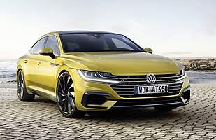 Volkswagen Arteon. Ceny