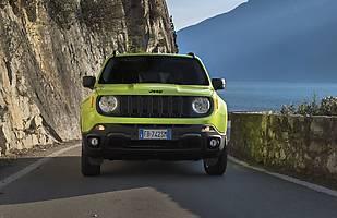 Jeep Renegade Upland. Edycja specjalna