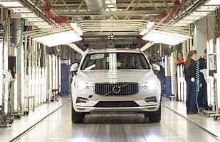 Ruszyła produkcja Volvo XC60
